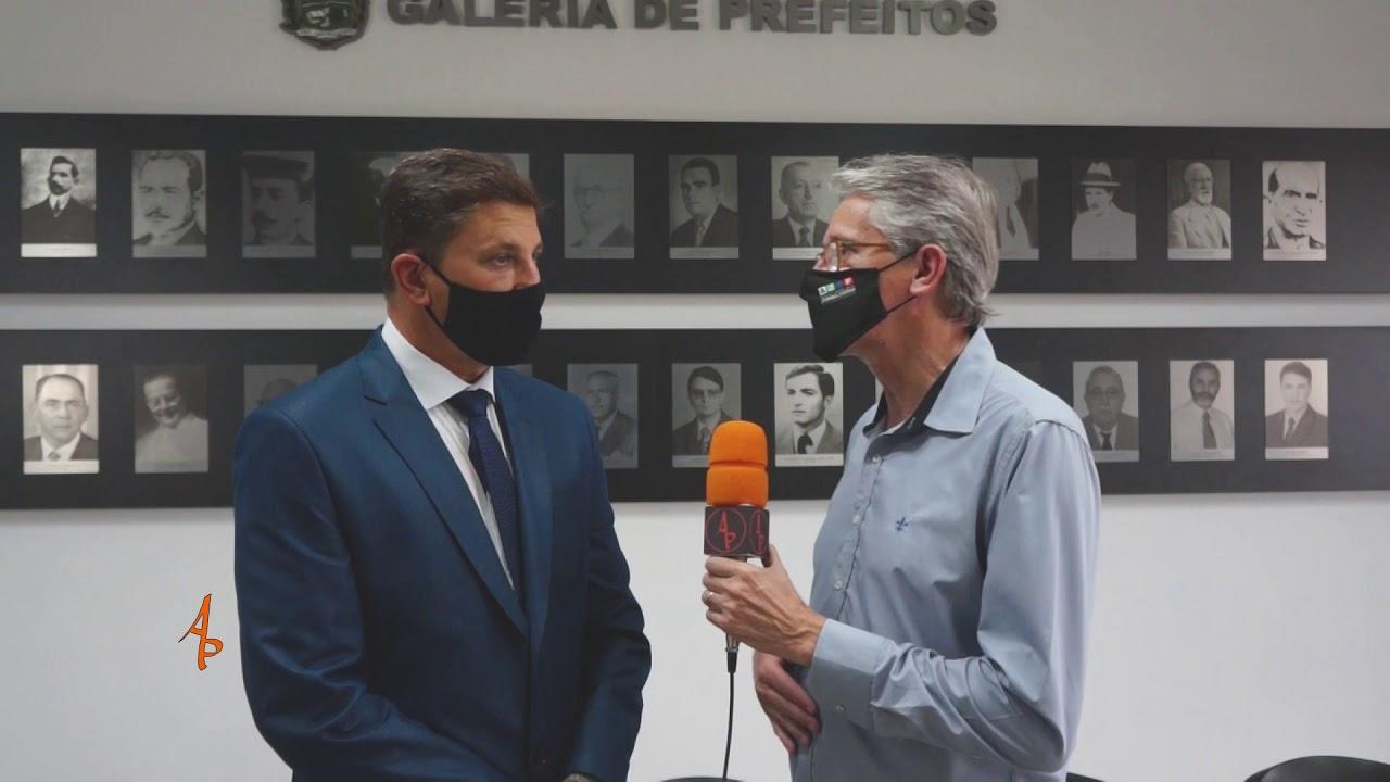 Reeleição do Prefeito Izael Domingues