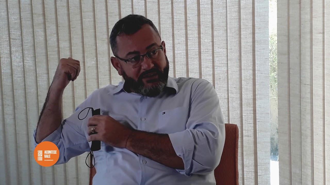 Continuação da entrevista com o Vereador Herivelton Vela
