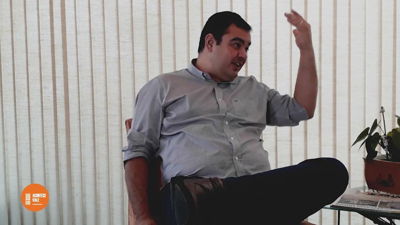 Entrevista com vereador Norbertinho